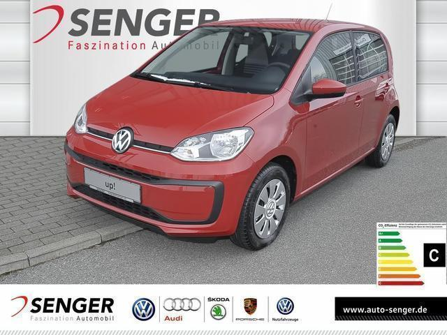 gebraucht VW up! up! move1.0 44 kW (60 PS) 5-Gang