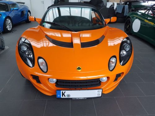 verkauft lotus elise 111 r gebraucht 2006 km in worringen. Black Bedroom Furniture Sets. Home Design Ideas