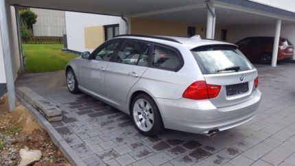 gebraucht d dpf touring euro5 bmw 320 2011 km in pfullingen. Black Bedroom Furniture Sets. Home Design Ideas