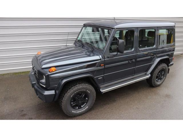 verkauft mercedes g350 g modell statio gebraucht 2017 km in st georgen brigach. Black Bedroom Furniture Sets. Home Design Ideas