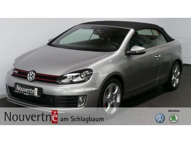 verkauft vw golf cabriolet vi gti gebraucht 2015 km in solingen. Black Bedroom Furniture Sets. Home Design Ideas