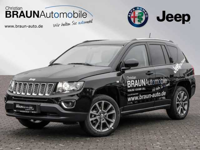 verkauft jeep compass 2 4i 4x4 automat gebraucht 2016 9. Black Bedroom Furniture Sets. Home Design Ideas