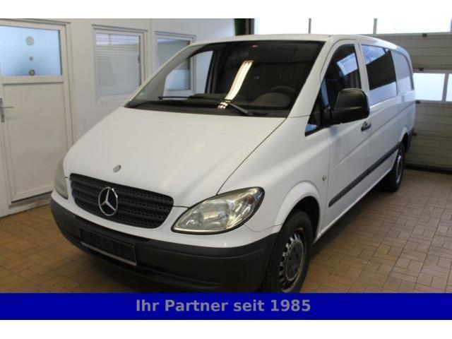 verkauft mercedes vito 109 cdi mixto 5 gebraucht 2006. Black Bedroom Furniture Sets. Home Design Ideas