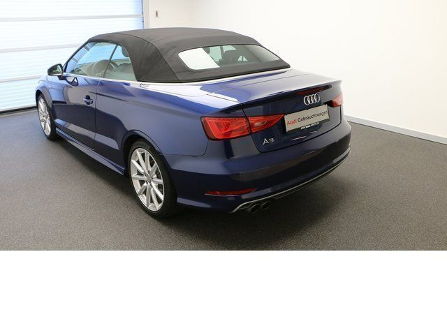 verkauft audi a3 cabriolet 1 8 tfsi s gebraucht 2014 km in marburg. Black Bedroom Furniture Sets. Home Design Ideas