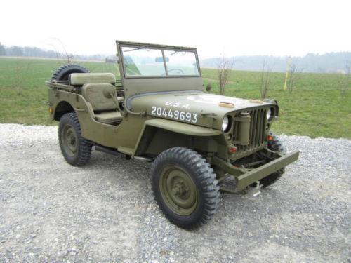 willys gebrauchte jeep willys kaufen 25 g nstige autos zum verkauf. Black Bedroom Furniture Sets. Home Design Ideas