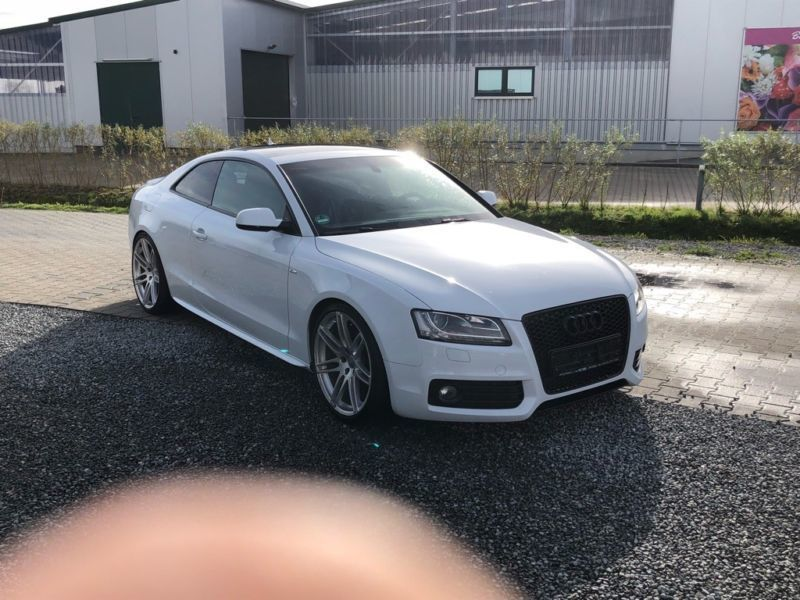 verkauft audi a5 2 0 tfsi s line 20 z gebraucht 2011 km in emden. Black Bedroom Furniture Sets. Home Design Ideas