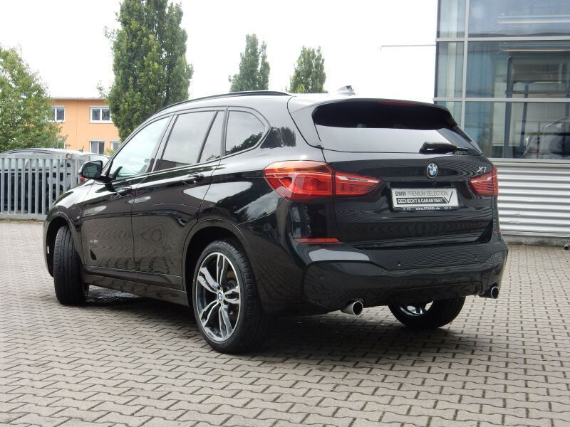 verkauft bmw x1 xdrive20da m sportpaket gebraucht 2016. Black Bedroom Furniture Sets. Home Design Ideas