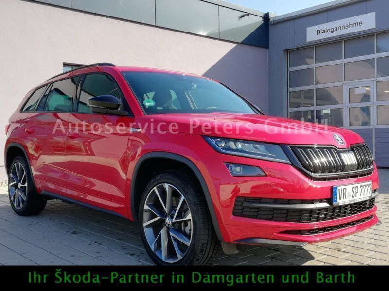 955 gebrauchte skoda kodiaq skoda kodiaq gebrauchtwagen. Black Bedroom Furniture Sets. Home Design Ideas