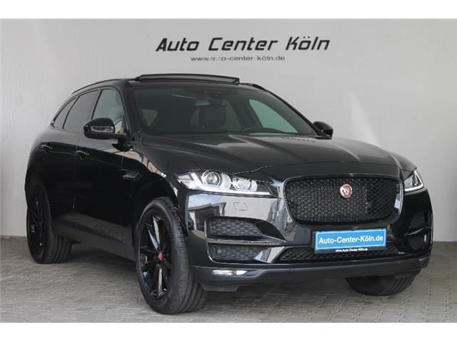 verkauft jaguar f pace 20d awd aut pr gebraucht 2016 km in windorf rathsmann. Black Bedroom Furniture Sets. Home Design Ideas