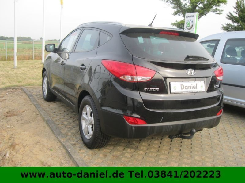 verkauft hyundai ix35 1 6 2wd style 1 gebraucht 2011 km in teltow. Black Bedroom Furniture Sets. Home Design Ideas