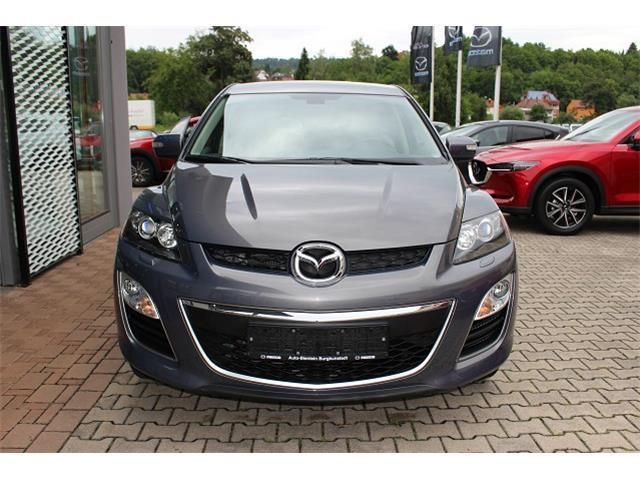 verkauft mazda cx 7 2 2 cd exclusive l gebraucht 2009 km in burgkunstadt. Black Bedroom Furniture Sets. Home Design Ideas