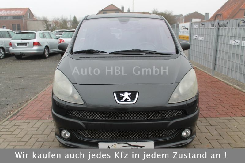verkauft peugeot 1007 rc line gebraucht 2006 km. Black Bedroom Furniture Sets. Home Design Ideas