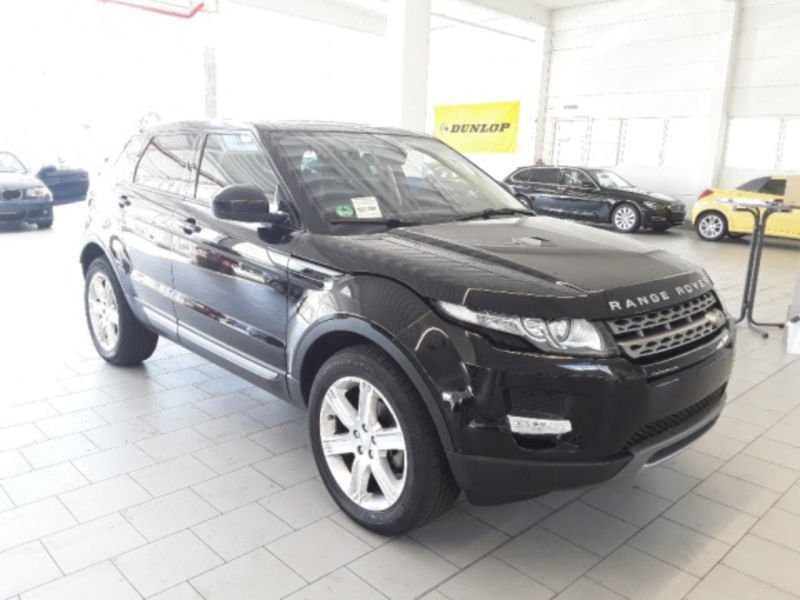 gebraucht pure technik land rover range rover evoque 2015 km in oldenburg. Black Bedroom Furniture Sets. Home Design Ideas