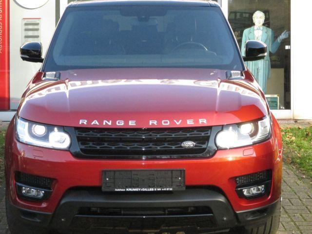 verkauft land rover range rover sport gebraucht 2013 km in m lheim. Black Bedroom Furniture Sets. Home Design Ideas