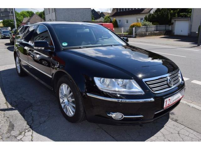 verkauft vw phaeton v6 tdi 4motion 2 h gebraucht 2008 km in dortmund. Black Bedroom Furniture Sets. Home Design Ideas