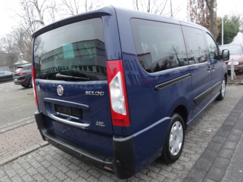 verkauft fiat scudo 2 0 jtd l2h1 9 si gebraucht 2010 km in bad lippspringe. Black Bedroom Furniture Sets. Home Design Ideas