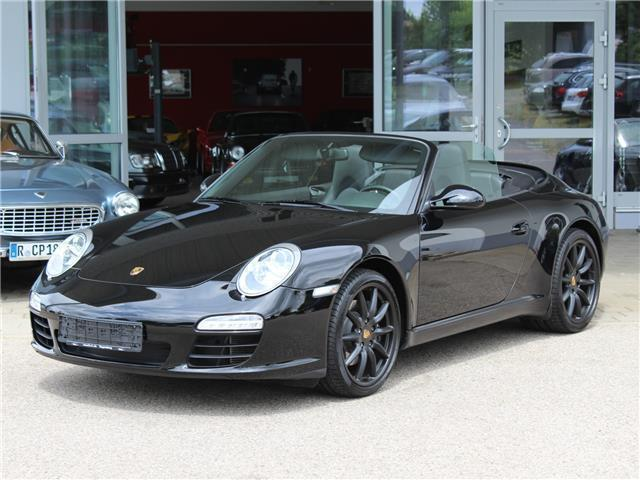 verkauft porsche 997 911 cabrio pcm gebraucht 2010 km in pentling. Black Bedroom Furniture Sets. Home Design Ideas