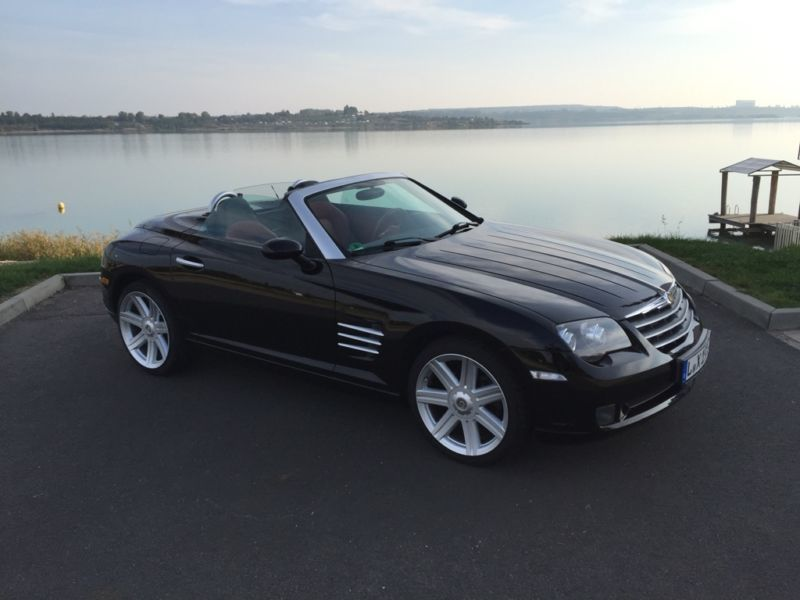 gebraucht roadster automatik 66000tkm brabus chrysler crossfire 2004 km in essen. Black Bedroom Furniture Sets. Home Design Ideas