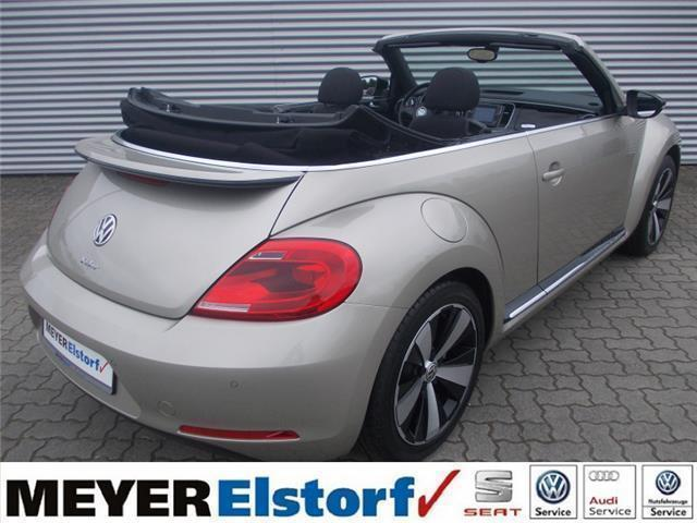 verkauft vw beetle cabriolet 1 4 tsi d gebraucht 2015. Black Bedroom Furniture Sets. Home Design Ideas