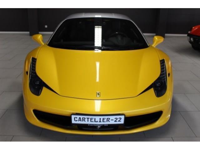 458 gebrauchte ferrari 458 kaufen 92 g nstige autos zum verkauf. Black Bedroom Furniture Sets. Home Design Ideas
