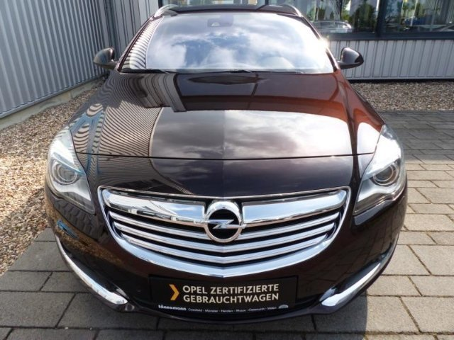 verkauft opel insignia st innovation c gebraucht 2014 km in coesfeld. Black Bedroom Furniture Sets. Home Design Ideas