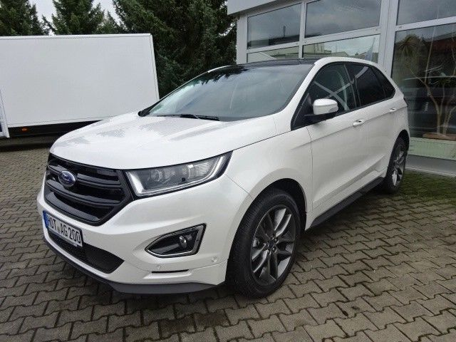 verkauft ford edge sport 4x4 vollauss gebraucht 2017 km in oberlungwitz. Black Bedroom Furniture Sets. Home Design Ideas