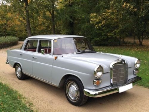 Verkauft Mercedes 190 Dc Heckflosse Or Gebraucht 1964 66 000 Km