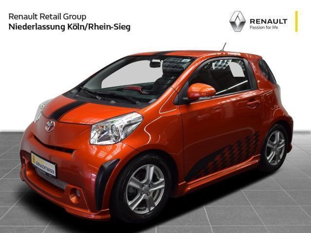 gebraucht Toyota iQ 1.0 VVT-i Basis Klimaanlage, Radio-CD Kleinwagen