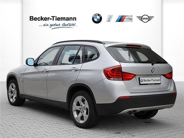 verkauft bmw x1 xdrive18d allrad autom gebraucht 2010. Black Bedroom Furniture Sets. Home Design Ideas