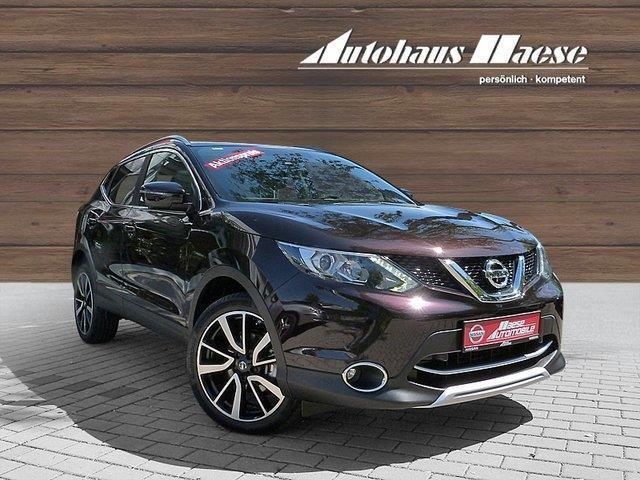 verkauft nissan qashqai 1 6 dci 4x4 te gebraucht 2016 500 km in wiesbaden. Black Bedroom Furniture Sets. Home Design Ideas