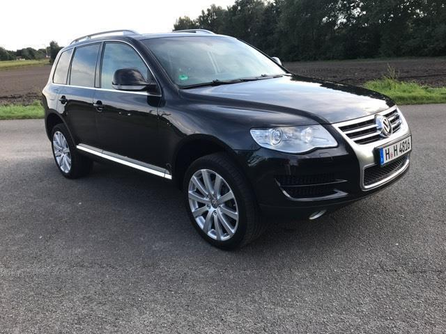verkauft vw touareg 3 0 v6 tdi dpf gebraucht 2009 km in ha loch. Black Bedroom Furniture Sets. Home Design Ideas