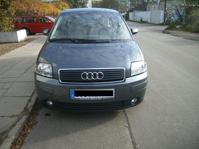 verkauft audi a2 1 2 tdi 3l d4 gebraucht 2003 km in chemnitz. Black Bedroom Furniture Sets. Home Design Ideas