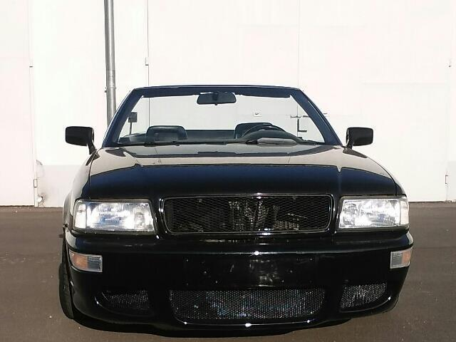 verkauft audi cabriolet 2 3 5zylinder gebraucht 1992 143. Black Bedroom Furniture Sets. Home Design Ideas