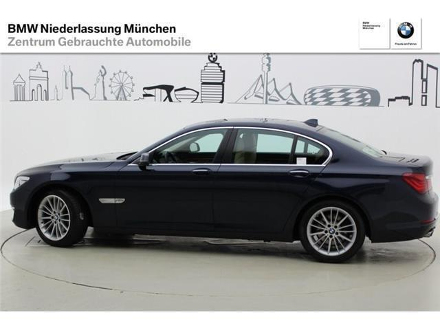 verkauft bmw 730 d xdrive limousine bl gebraucht 2012 km in m nchen fr ttmaning. Black Bedroom Furniture Sets. Home Design Ideas