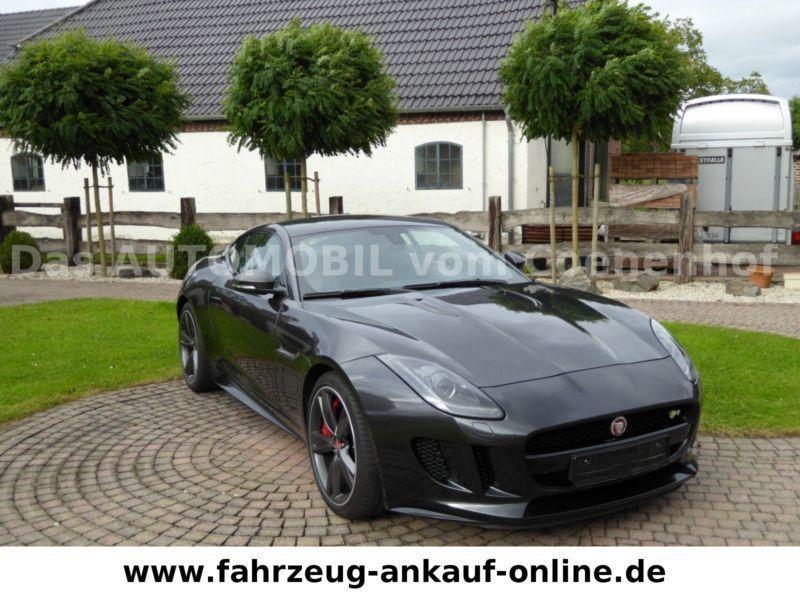 verkauft jaguar f type coupe r black b gebraucht 2014 km in sonsbeck. Black Bedroom Furniture Sets. Home Design Ideas