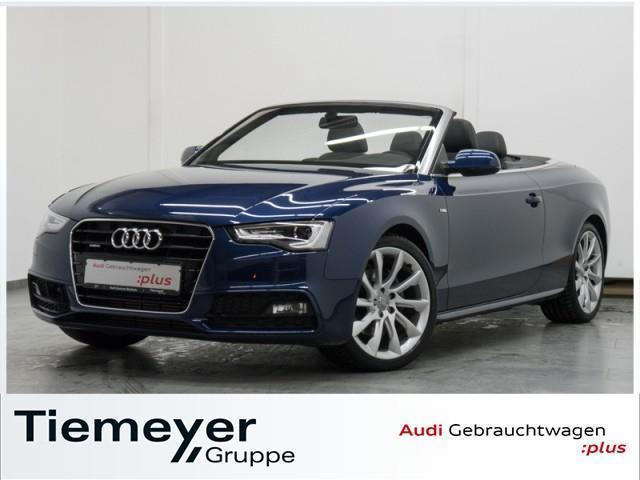 verkauft audi a5 cabriolet 2 0 tfsi q gebraucht 2016 km in bochum. Black Bedroom Furniture Sets. Home Design Ideas