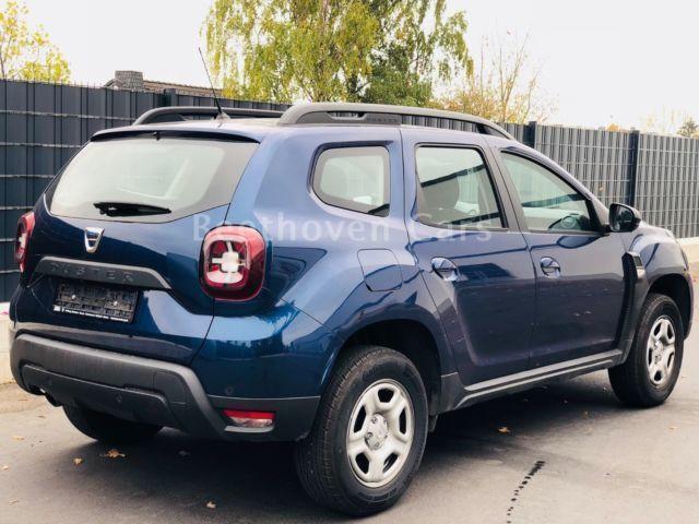 Verkauft Dacia Duster Ii Comfortnavi Gebraucht 2018 6000 Km In