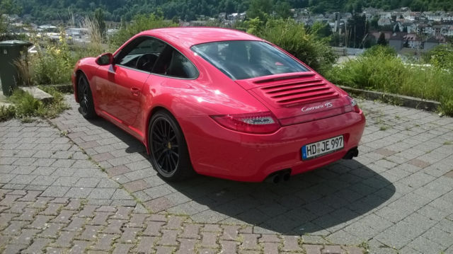 verkauft porsche 997 gebraucht 2011 km in eberbach. Black Bedroom Furniture Sets. Home Design Ideas