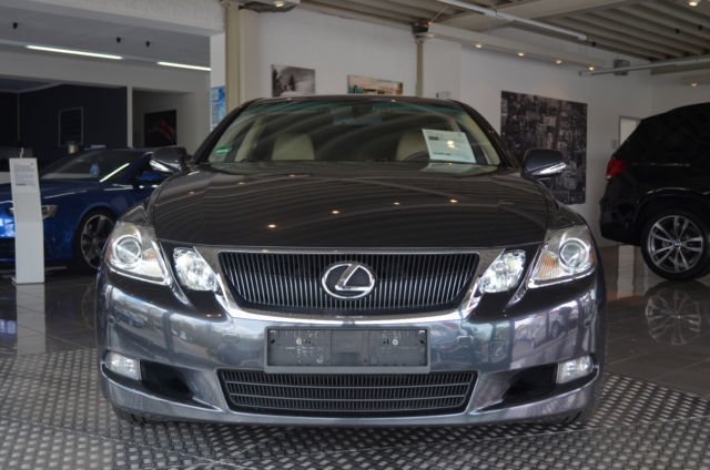verkauft lexus gs300 executive line le gebraucht 2008 km in l hne. Black Bedroom Furniture Sets. Home Design Ideas