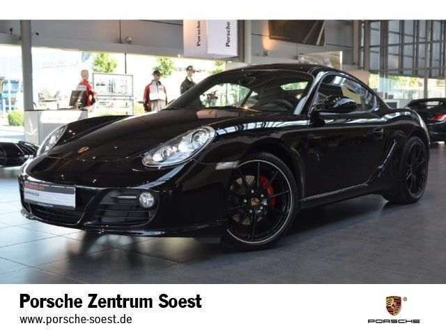 verkauft porsche cayman s black editio gebraucht 2011 km in neuss. Black Bedroom Furniture Sets. Home Design Ideas