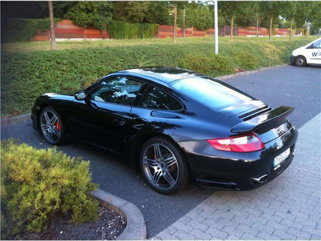 gebraucht 997coupe gt r look porsche 911 turbo 2006 km in krefeld. Black Bedroom Furniture Sets. Home Design Ideas