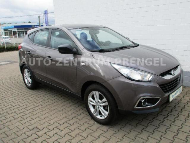 verkauft hyundai ix35 1 7 crdi 2wd com gebraucht 2012 km in werther. Black Bedroom Furniture Sets. Home Design Ideas