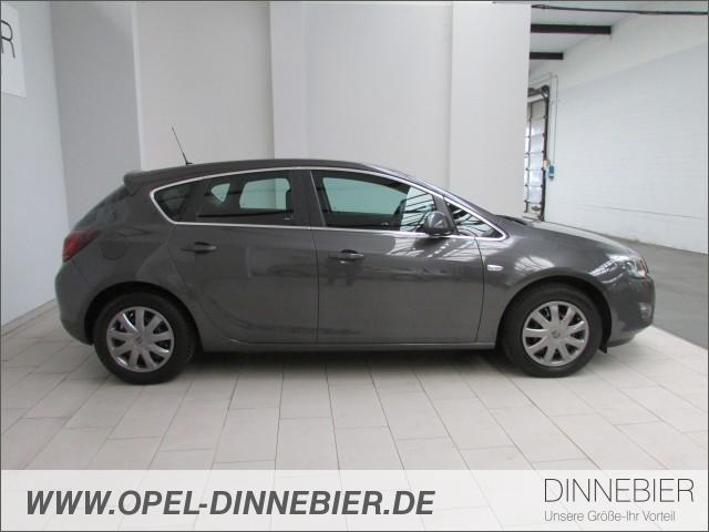 verkauft opel astra 1 4 turbo gebraucht 2011 km in kirchheim. Black Bedroom Furniture Sets. Home Design Ideas