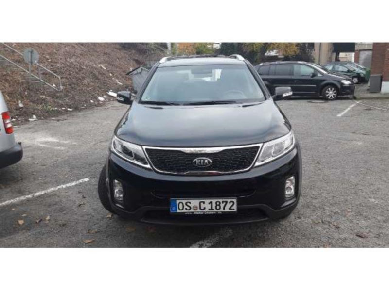 verkauft kia sorento 2 4 gdi edition 7 gebraucht 2013 km in straubing. Black Bedroom Furniture Sets. Home Design Ideas