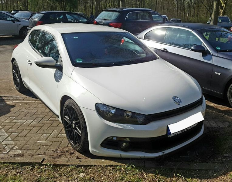 verkauft vw scirocco 2 0 tsi dsg gebraucht 2009 km in duisburg. Black Bedroom Furniture Sets. Home Design Ideas