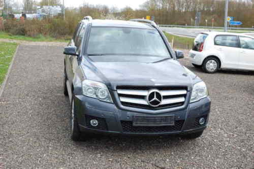 verkauft mercedes glk220 glk klassecdi gebraucht 2009 km in stromberg. Black Bedroom Furniture Sets. Home Design Ideas