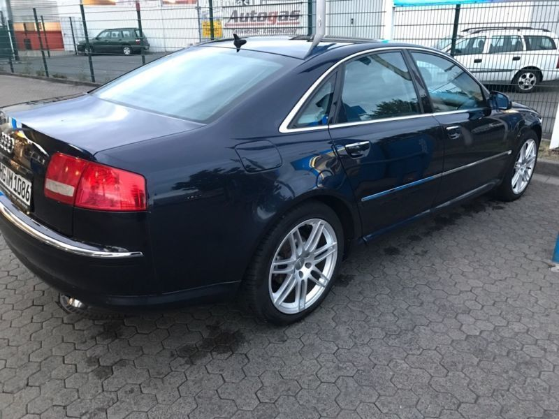 verkauft audi a8 3 0 tdi dpf quattro gebraucht 2004 km in hattersheim am main. Black Bedroom Furniture Sets. Home Design Ideas
