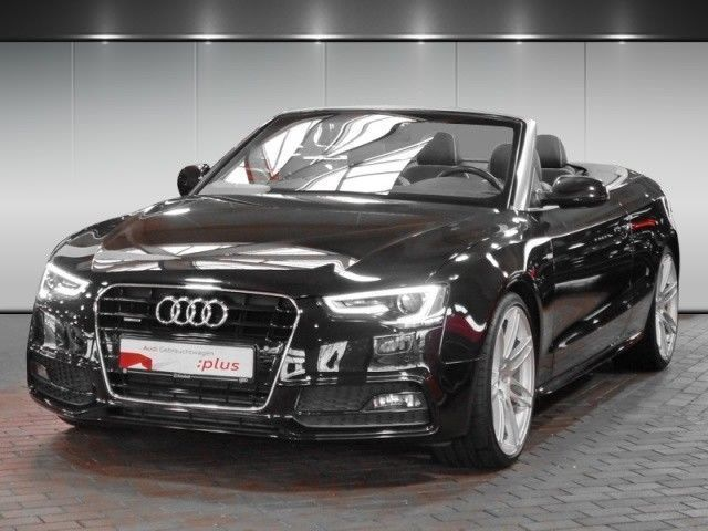 verkauft audi a5 cabriolet 2 0 tdi qu gebraucht 2012. Black Bedroom Furniture Sets. Home Design Ideas