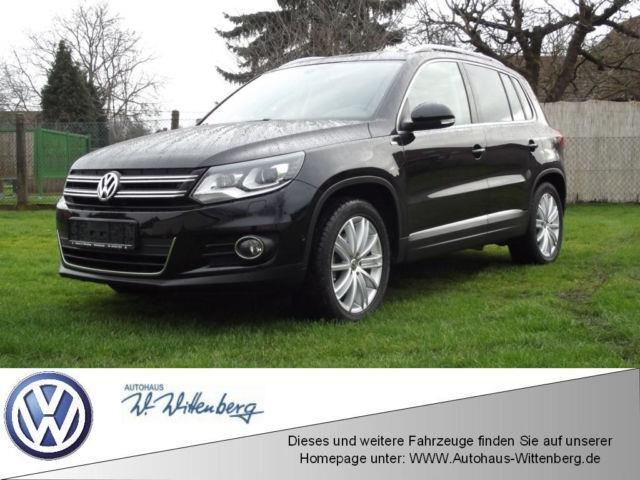 verkauft vw tiguan 2 0 tdi bmt cup st gebraucht 2014. Black Bedroom Furniture Sets. Home Design Ideas