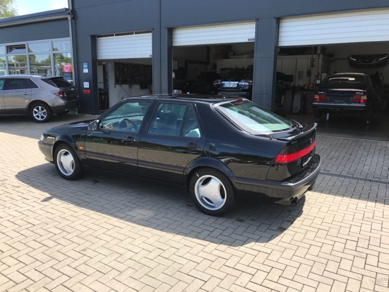 verkauft saab 9000 cse anniversary gebraucht 1997 km in kiel. Black Bedroom Furniture Sets. Home Design Ideas